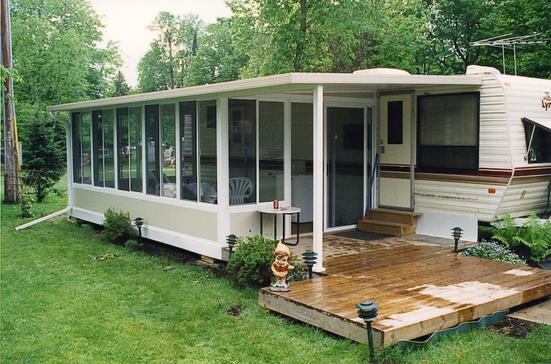 Exclusive Patio Cover Sale for OPCA RV Park Members - Craft