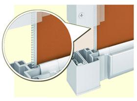 solar shades screen zipper