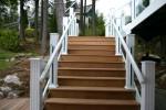 frameless railing system