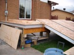 Insulated Thermapan Deck for your sunroom-2