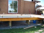 Insulated Thermapan Deck for your sunroom-4