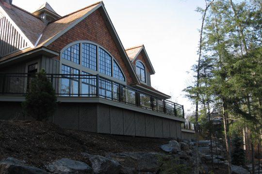 Cottage Railing - Aluminum