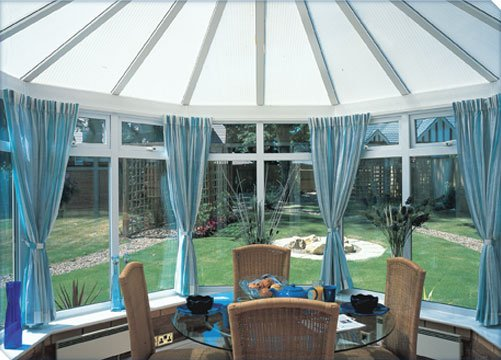 Beautiful Betterliving conservatory