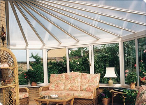 Betterliving inside view of conservatory