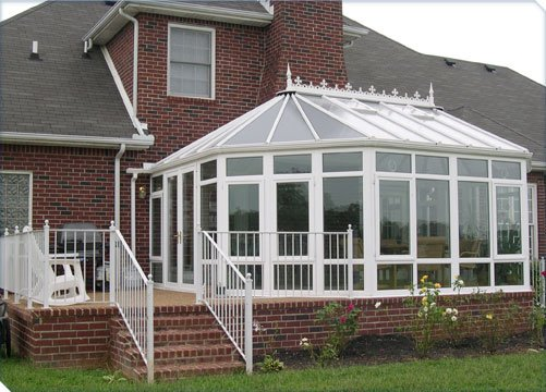 Betterliving solarium all glass