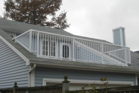 Aluminum Railing for Balcony