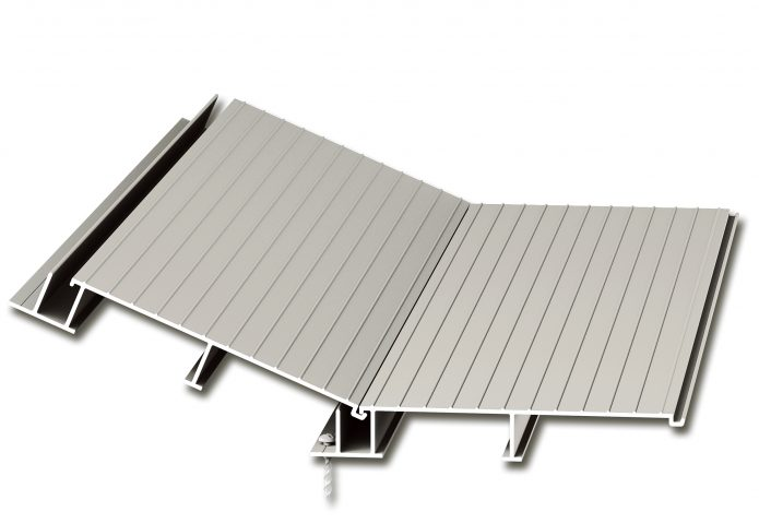 Aluminum Decking Board Profile