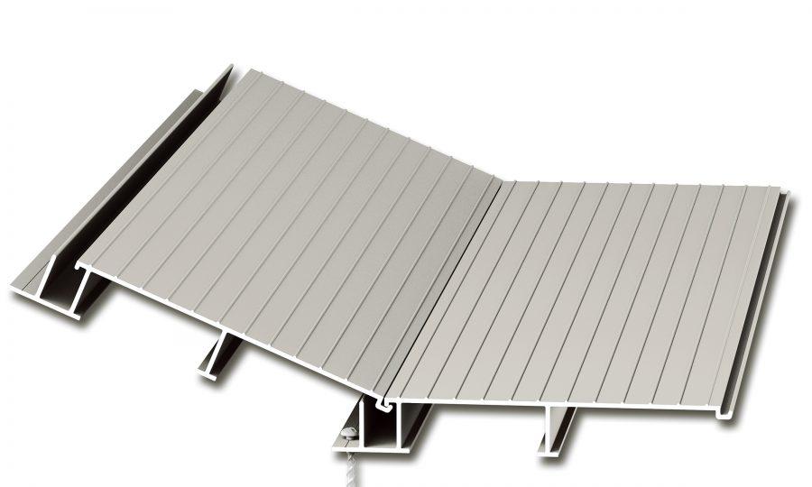 Aluminum Decking Board Profile