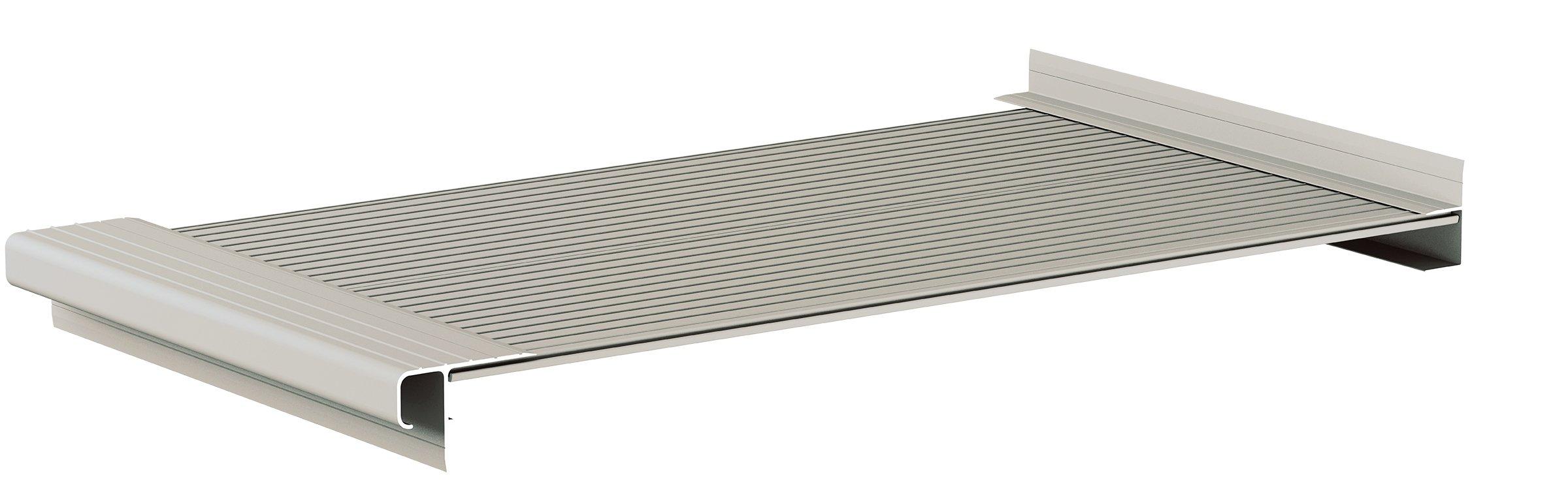 Aluminum Decking Board Profile-2