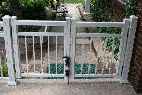 Aluminum Railing Gates