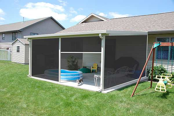 Retractable Screen For Patio