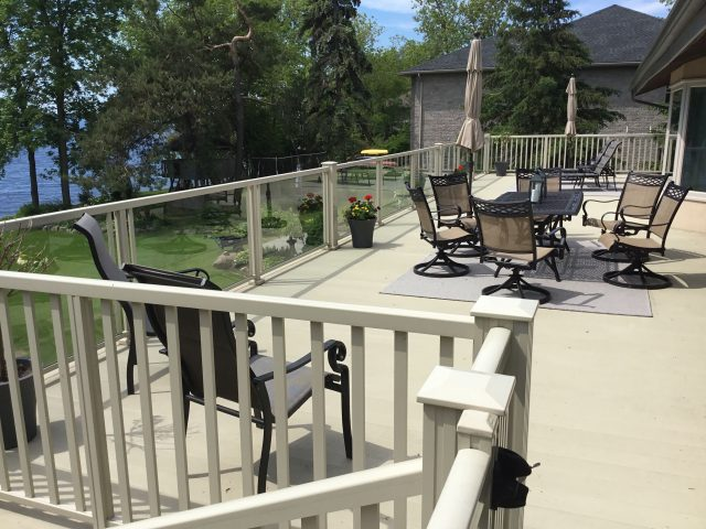 Crat-Bilt's Aluminum Decking and Railing