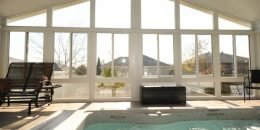 Grand Vista Insulated Sunroom