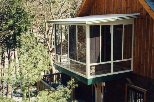 Sunroom on Balcony