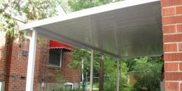 Craft-Bilt's Patio Cover for Carport Canopy