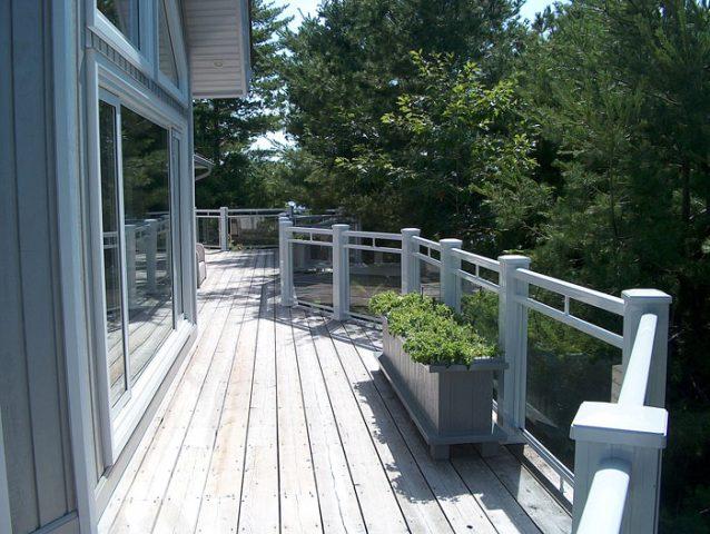 Aluminum Railing | Outdoor Railing | Glass Railing | Railing