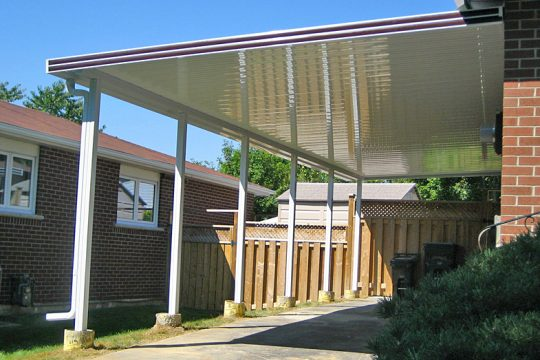 Carport, Patio cover