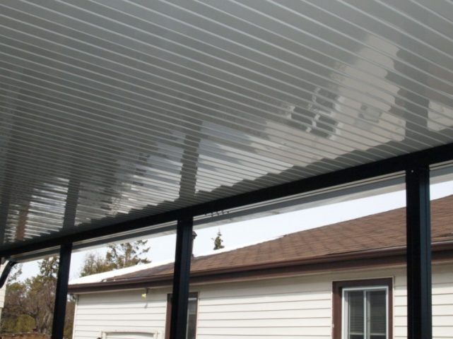 Craft-Bilt's Northlander Patio Covers for a Carport