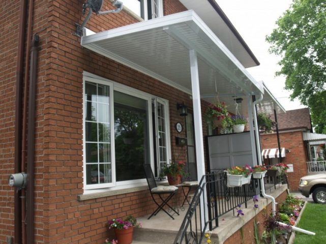 Porch Enclosure, Patio covers