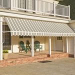 Retractable Awning for Porch