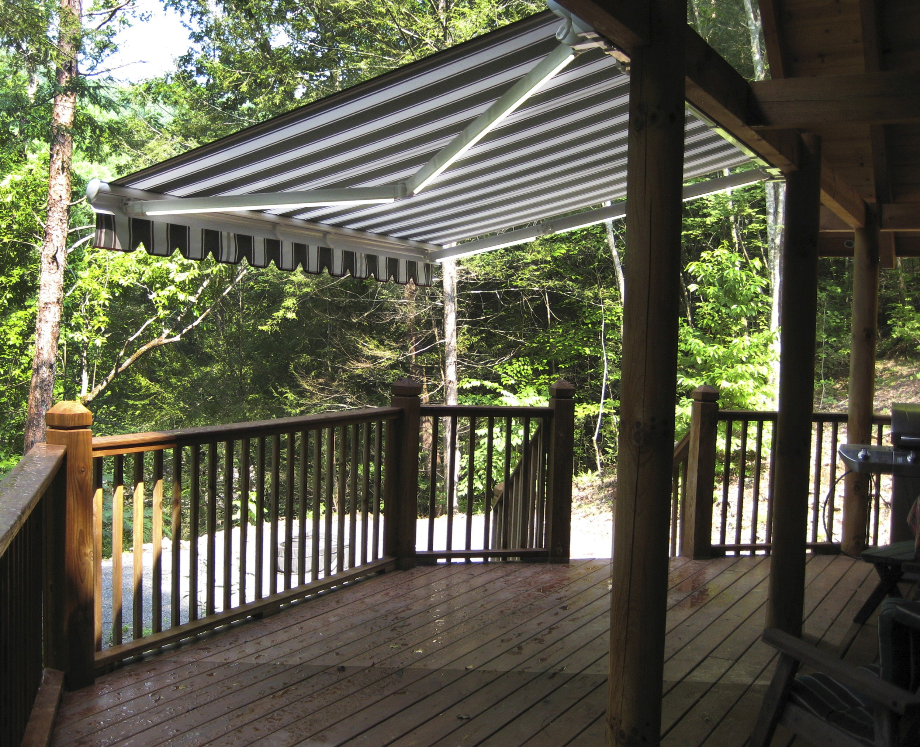 Fabric Awning Ligths