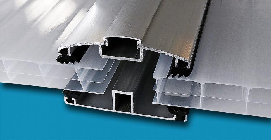 Aluminum Couplers for Polycarbonate