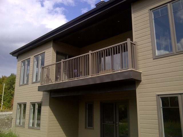 Watertight Decking for Balcony