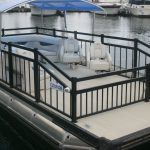 Pontoon Aluminum Boat Decking