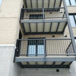 Aluminum Decking and Railing for Retirement Residence