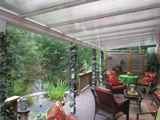 Best Translucent Patio Cover