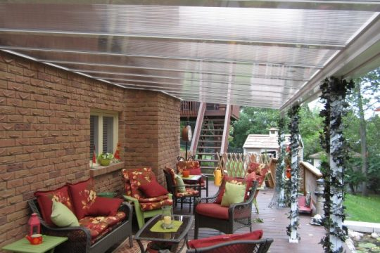 Best Transparent Patio Cover