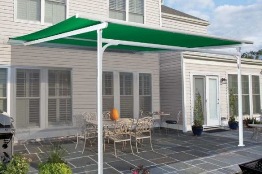 Retractable Tension Shades