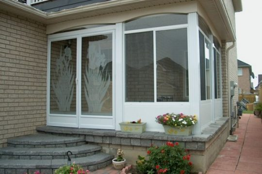 Beautiful Porch Enclosure from Craft-Bilt