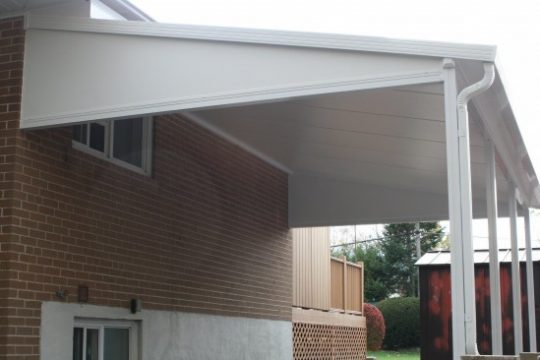 Insulated Roof For Carports