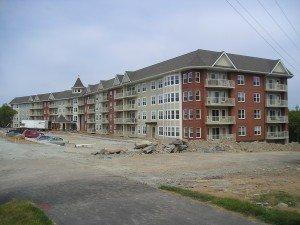 Garde-corps pour condominiums près de Dartmouth