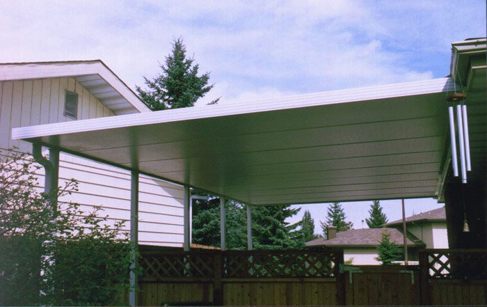 Patio Cover Panel Craft