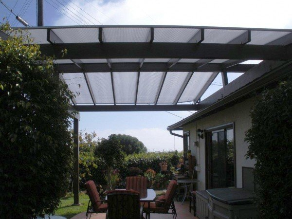 Genial Patio Cover