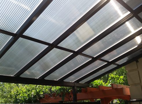 Polycarbonate Sheets for Wood Framing