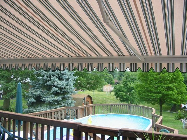 Betterliving Retractable Awnings Patio Awnings Fabric