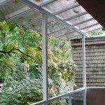 Backyard Deck Cover