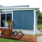 Exterior Shade for Sunroom