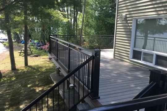 Outdoor Style Aluminum Railing
