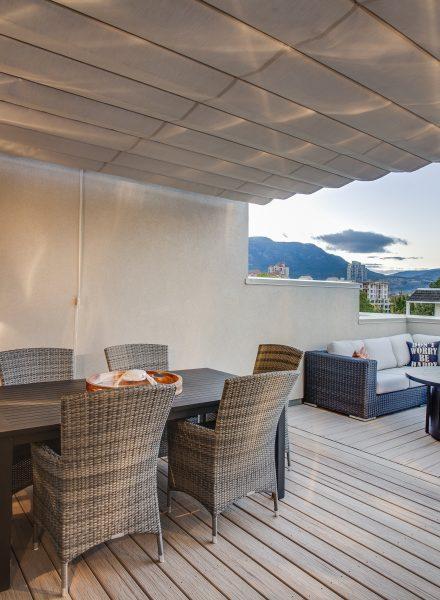 Condo Terrace Canopies