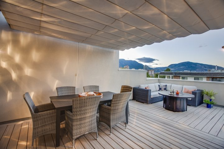 Condo Terrace Canopies - Pergola Canopy