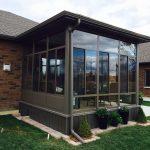 Glass Porch Enclosure