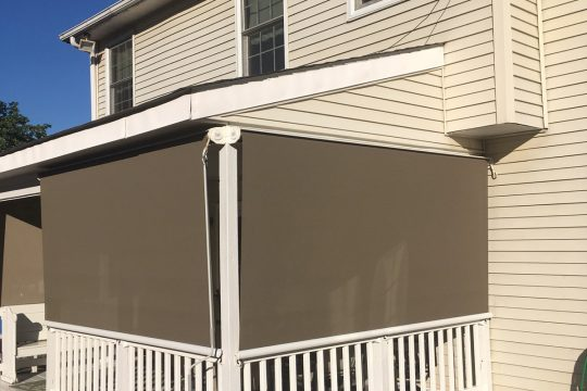 Shade For a Patio cover