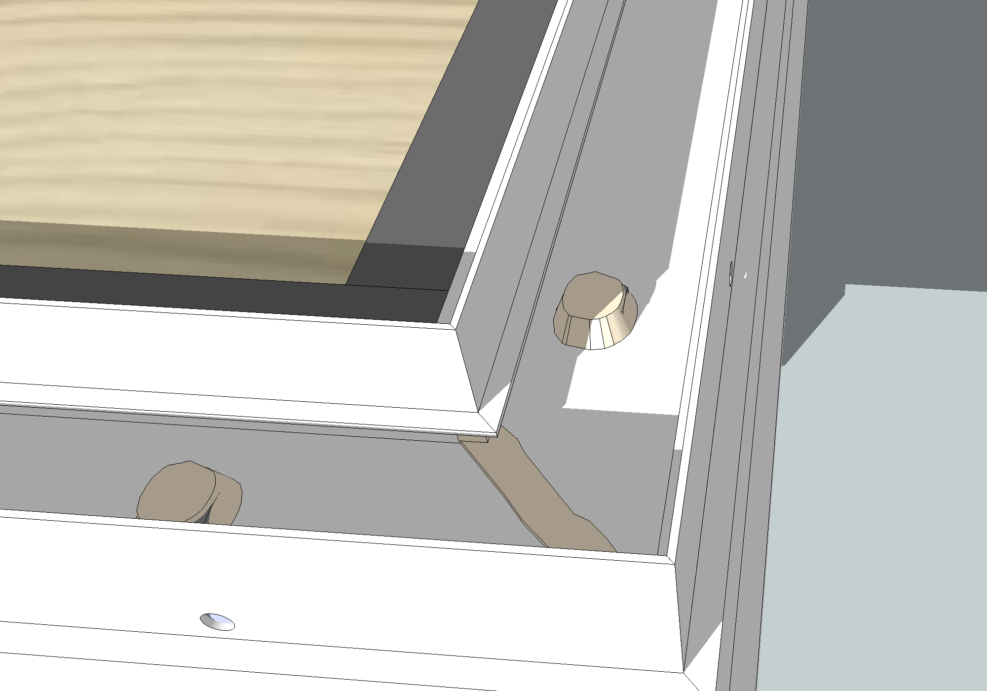 Sunroom Deck Floor-7