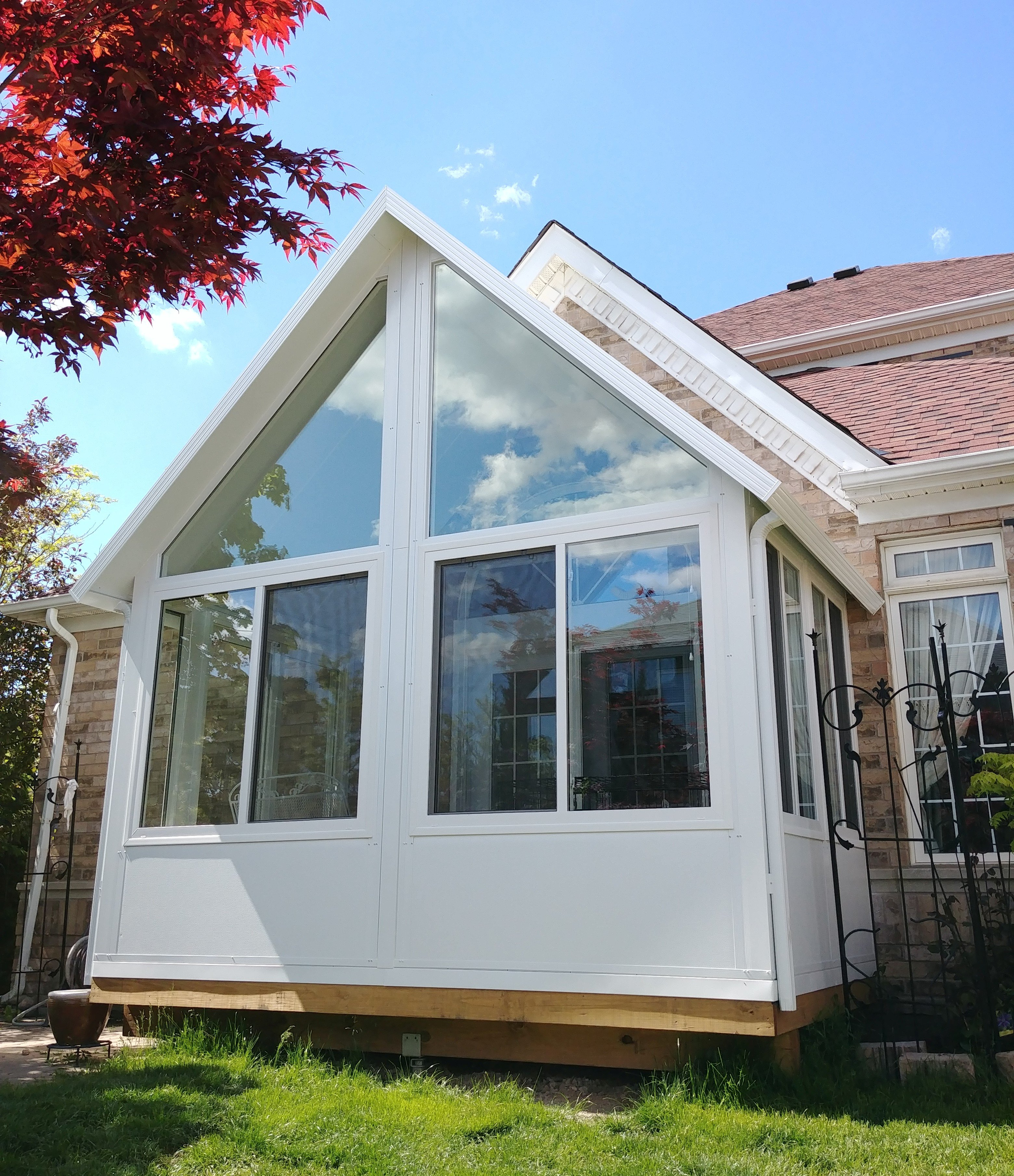 Insulated Sunroom