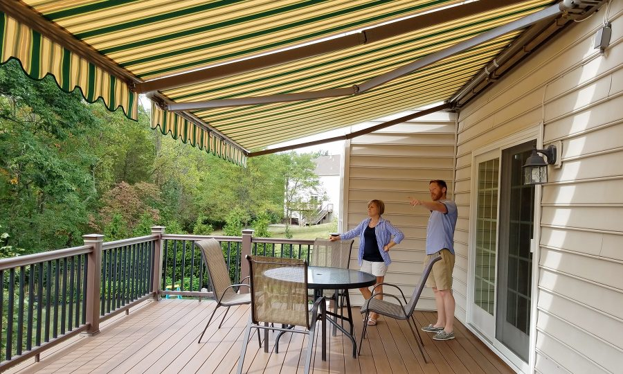 Patio and Window Awning