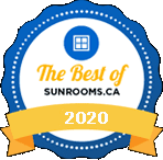 Sunrooms Award-2020